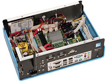浅谈嵌入式工控机箱结构设计