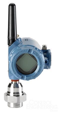 艾默生推出用于远程监控涡轮流量计的无线流量积算仪