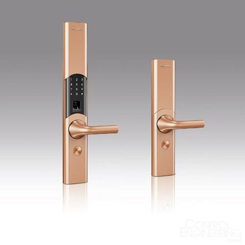先进的低功耗蓝牙智能门锁可让用户通过智能手机解锁和监控门户