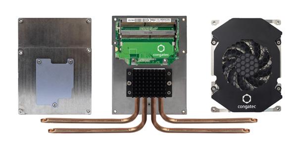 康佳特推出面向100瓦邊緣服務器生態系統的新型散熱方案