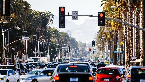 交通传感器和摄像头如何改变城市街道?