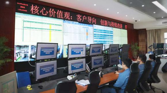 传统化工厂和数字化化工厂的距离,只隔着这样的一个MES