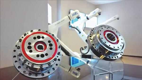 2018年中国工业机器人减速器需求将超40万台,市场容量将超30亿元