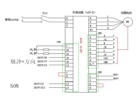 台达机电产品在晶振切割机的应用