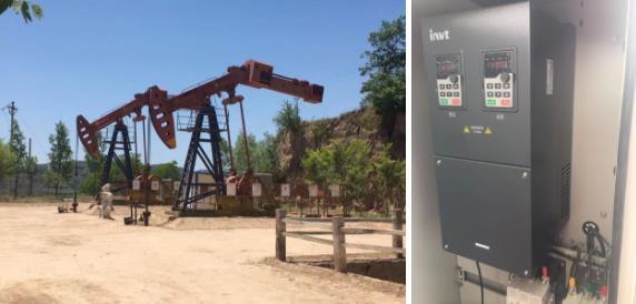 """持續助力""""碳中和"""" 英威騰變頻器在抽油機上的應用"""