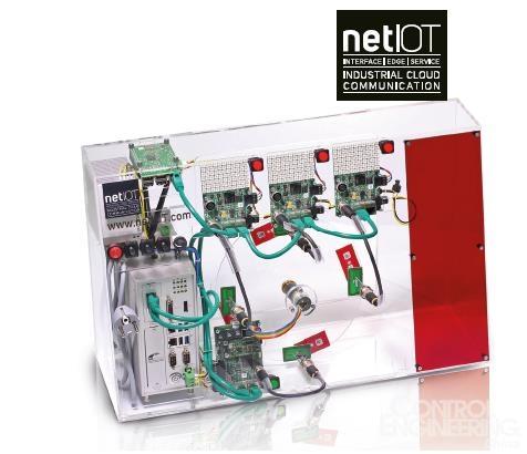 赫优讯发布工业互联网netIOT入门套件
