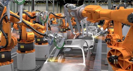 工业机器人推动制造智能化升级