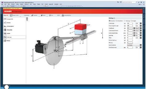 使用运动设计软件优化机器性能