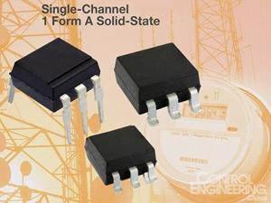Vishay发布可替代机械继电器的新型高可靠混合固态继电器