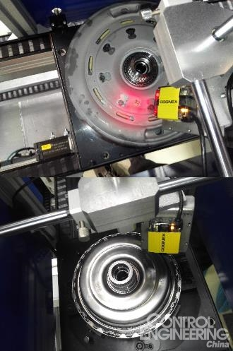 DataMan 100读码器:高效解决汽车工件粗糙表面的读码难题