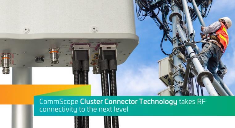康普公司推出全新天线、连接器和电源方案,助力实现更智能快速5G部署