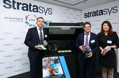 STRATASYS在华推出F120™ 3D打印机
