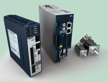 艾默生灵活、可靠、可扩展的全新运动控制产品系列