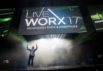 LiveWorx 2018赞助商集结数字化转型领域翘楚