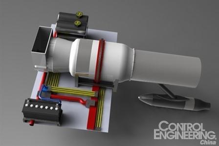 船舶发动机 ,区别于主流的柴油技术
