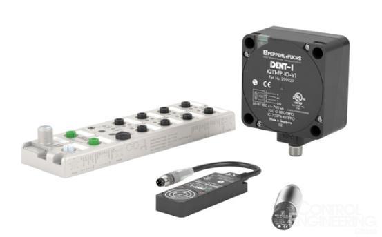 倍加福最新推出带 IO-Link 接口的 RFID 读写头