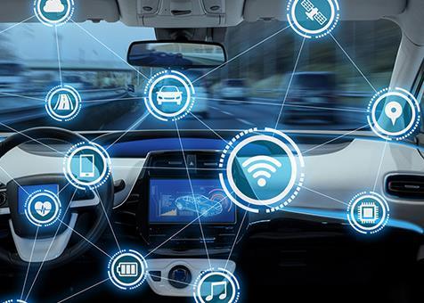 Molex 通过增强的汽车以太网络平台,展示在自动驾驶汽车设计上的实力