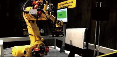 高精度機器人推動航空航天制造業發展