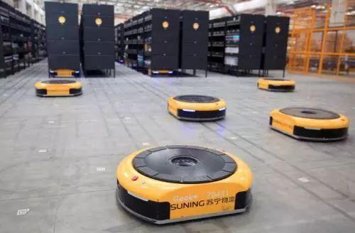 2020年,機器人將是未來供應鏈的主角