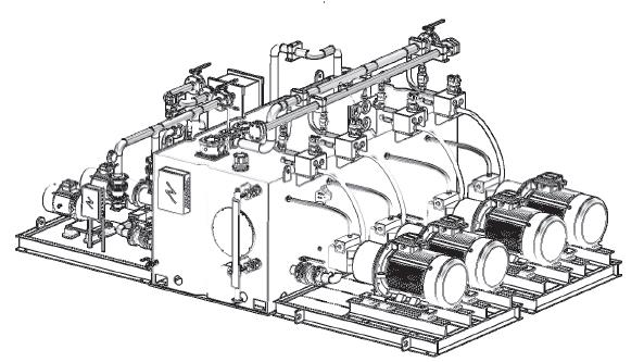 配置液壓系統時應考慮的事項