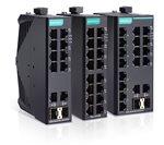 Moxa 推出全新系列非网管型工业以太网交换机,助力轻松扩展可靠网络