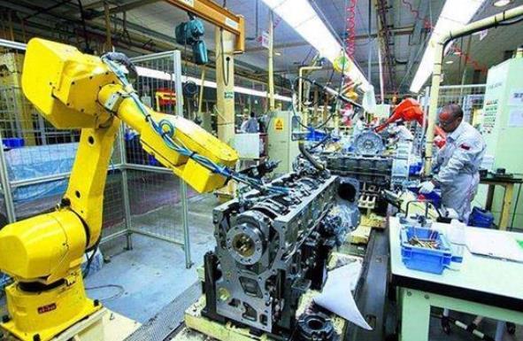 工業機器人從未停止發展的腳步