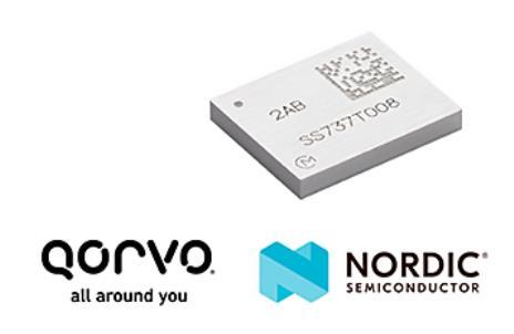 Qorvo助力Murata推出小型 UWB 模塊,有助于實現低功耗物聯網設備