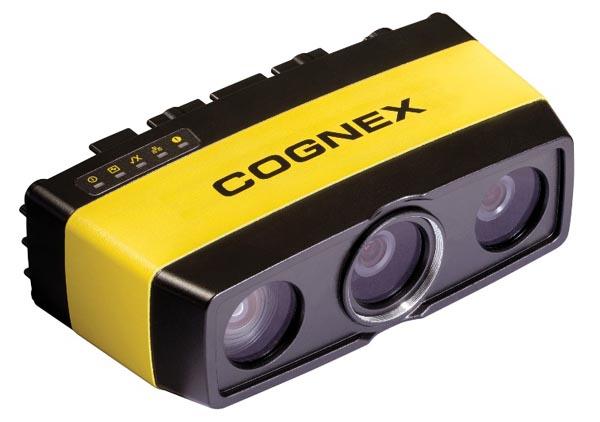 康耐视推出3D-A1000包裹检测系统以无与伦比的准确度检测物流分拣货盘上的包裹