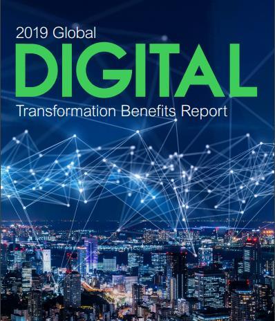 施耐德电气发布《2019年全球数字化转型收益报告》
