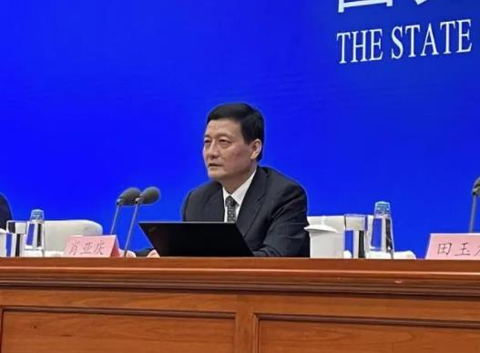 工信部部长肖亚庆:我国是世界上工业体系最为健全的国家