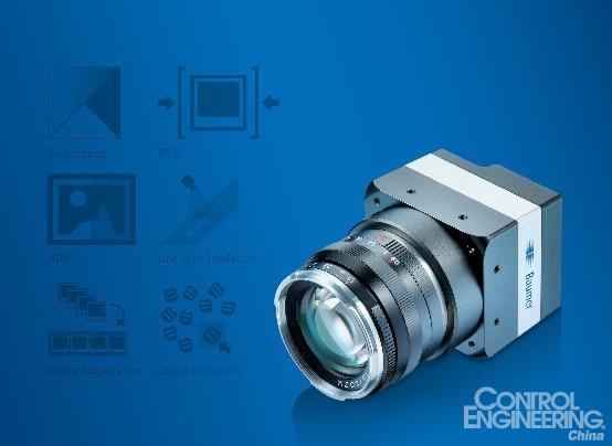 堡盟推出一种创新的图像处理解决方案SmartApplets