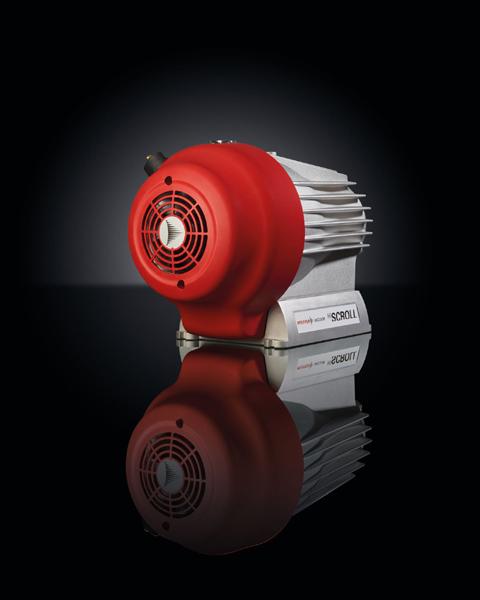 普發真空推出HiScroll系列超靜音干泵,無油智控適用于多種場景