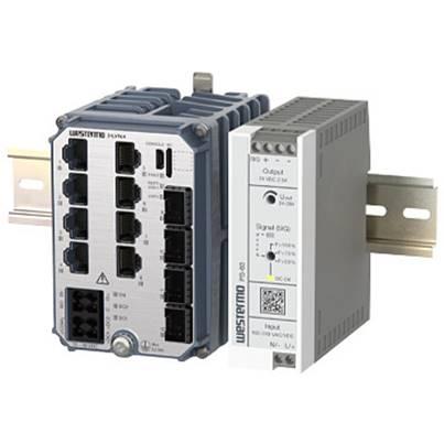 Westermo新产品发布:符合IEC-61850标准的变电站以太网交换机