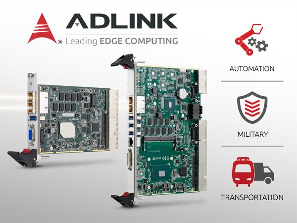 凌华科技发布基于最新Intel Xeon, Core 和 Atom处理器的CompactPCI 2.0处理器刀片