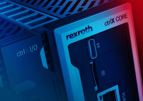 博世力士乐推出全新自动化平台ctrlX AUTOMATION
