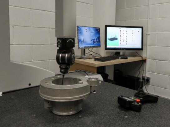 积极投资于雷尼绍REVO五轴技术和Equator比对仪Apex大幅提高测量和响应能力