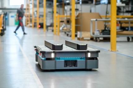 MiR自主移動機器人發布市場首批IP52評級新產品MiR600及MiR1350