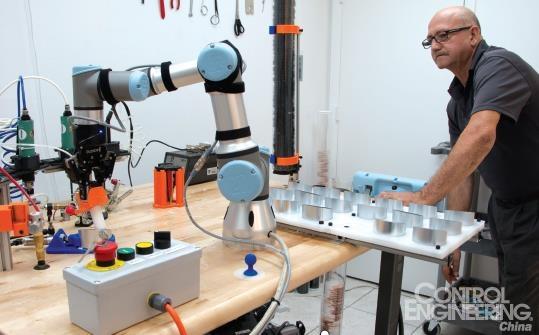 协作机器人解决流水线生产难题