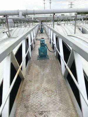 污水搅拌行业解决方案:高性能减速机为恶劣工况保驾护航