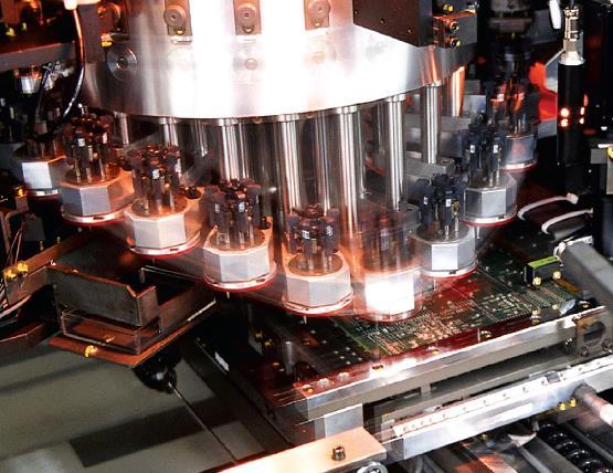 未来几年智能工厂市场将迎来巨幅成长