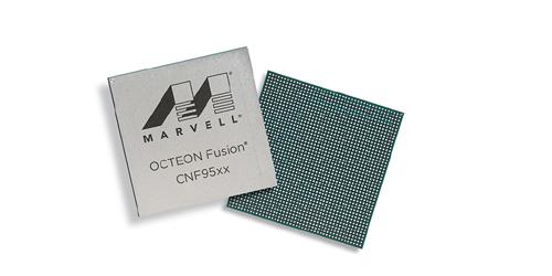 Marvell发布下一代OCTEON Fusion无线网络基础设施处理器产品系列