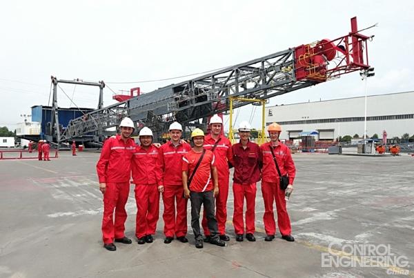 零下20℃,深钻3180米,俄罗斯石油钻机领域的英威腾动力