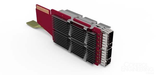 Molex QSFP-DD BiPass 冷卻配置提供下一代解決方案