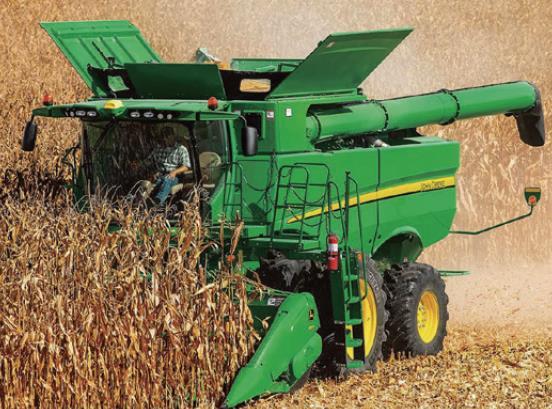 机器人和人工智能 助力智慧农业