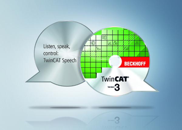 倍福推出TwinCAT Speech  软件,自动化系统也可以学习听和说了!