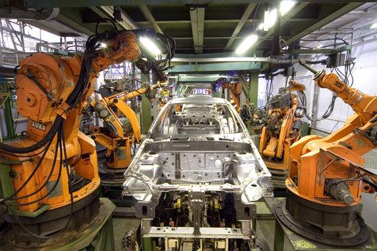 我国机器人产业产值破千亿元