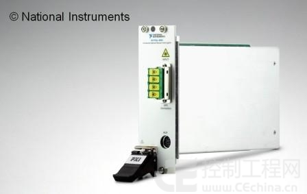 ni推出用于pxi express的光纤传感器解调模块