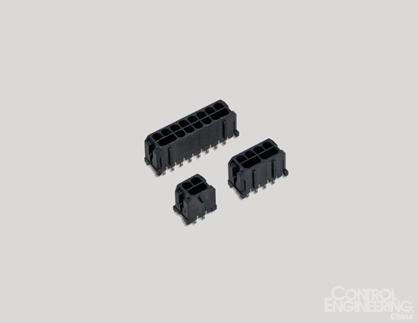 TE Connectivity 推出 ELCON Micro 电源连接器