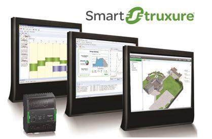 施耐德电气推出新一代智能化楼宇管理平台SmartStruxure