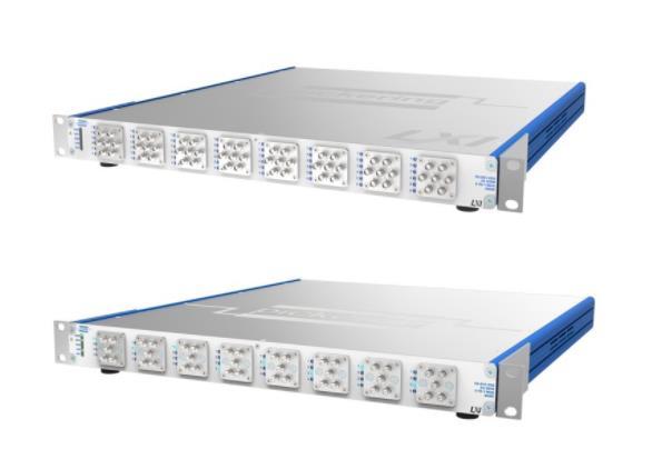 英国Pickering公司最新发布四通道和六通道的LXI 50Ω微波多路复用开关
